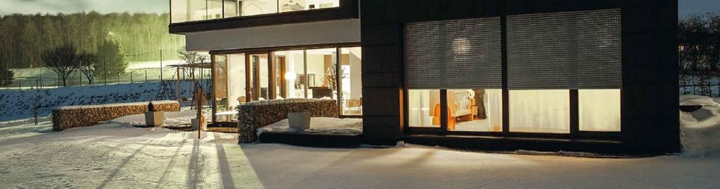 Rolluiken inbouw wit winter isolerend ZonEx Enschede