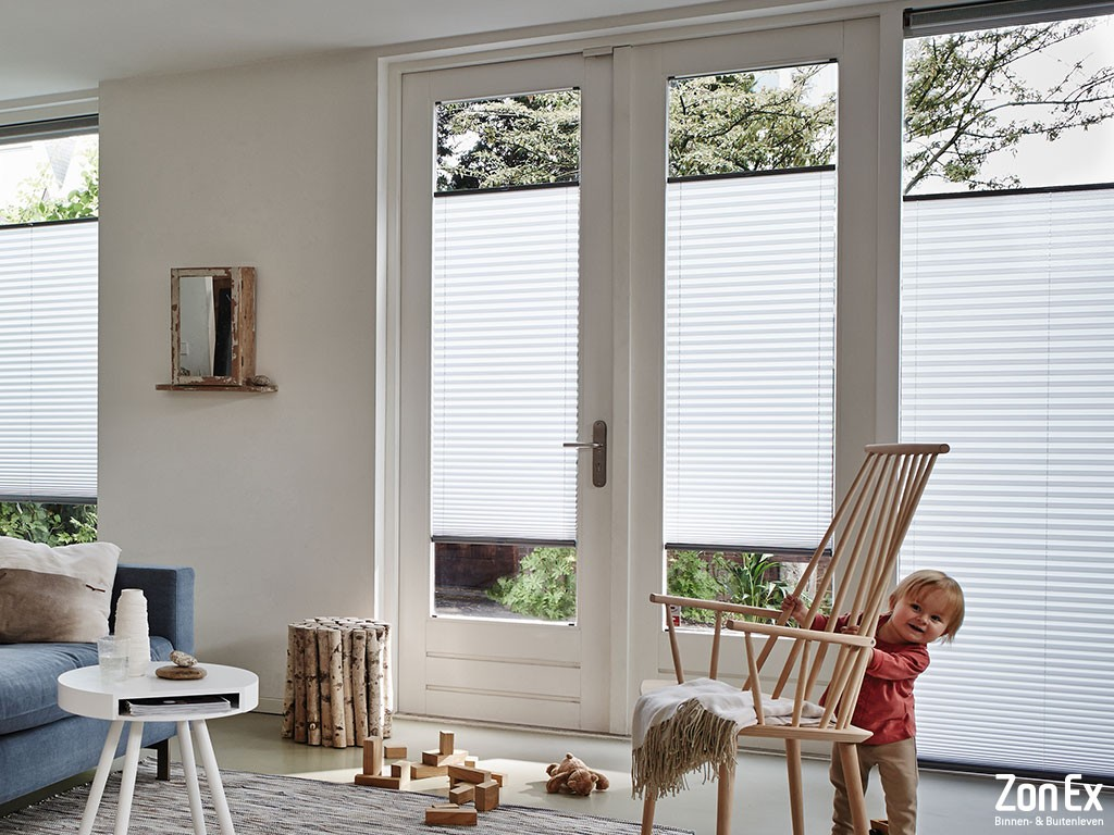 Bekend Lastige raampartijen? Bekijk welke zonwering bij uw raam past! CV37