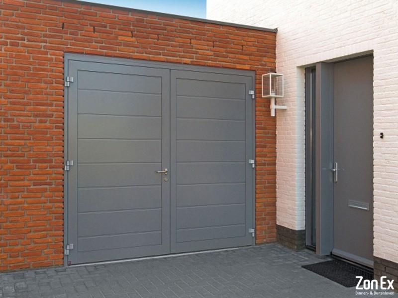 hormann-openslaande-garagedeur